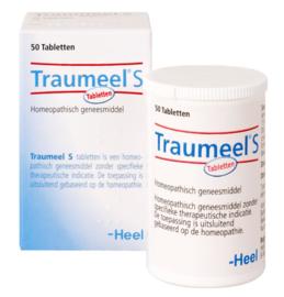 Traumeel S Tabletten 50 stuks