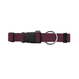 Halsband Hond Wolters Basic Paars S