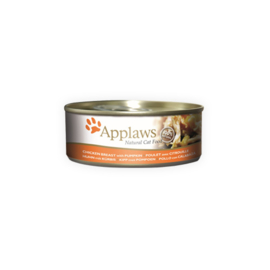 Applaws Cat Kippenborst & Pompoen blik 70 gram