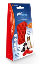Pet & Me Verzorgingsborstel Hond Langhaar