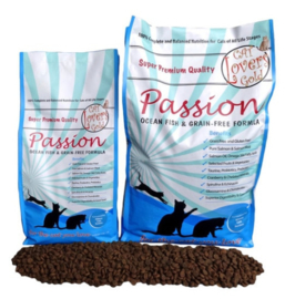 CatLovers Gold Passion Ocean Fish 1,8 kilo