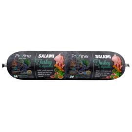 Profine Salami Kalkoen en Groente 800 gram
