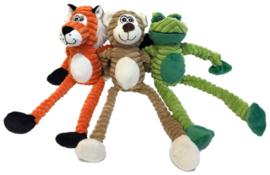 Pet Sport Critter Tugs Oranje