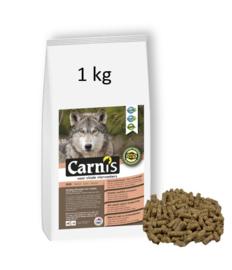Carnis Geperst Zalm kleine rassen 1 kilo