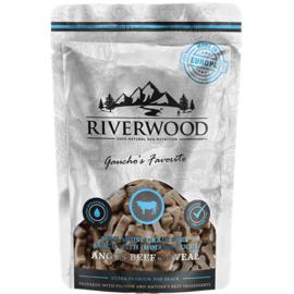 Riverwood Snacks Rundvlees en kalf 200 gram