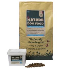 Nature Dogfood Granenvrij Eend 12 kilo