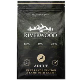 Riverwood Adult Hert - Lam - Konijn 2 kilo