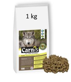 Carnis Geperst Kip/Rund kleine rassen 1 kilo