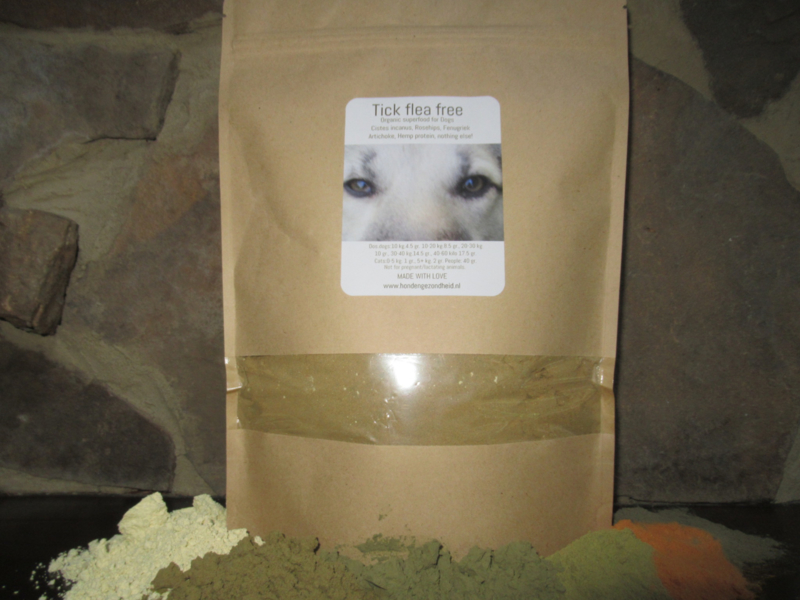 H & G Tick Flea Free 200 gram