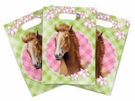 Paarden feestje - Party bags