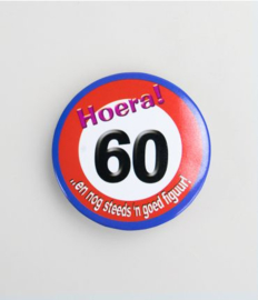 Button klein - 60