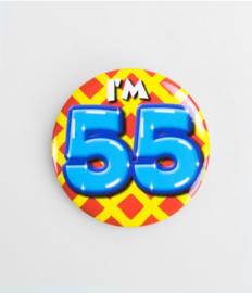 Button klein - 55
