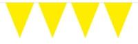 Vlaggenlijn Effen - Geel