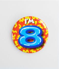 Button klein - 8