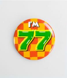 Button klein - 77