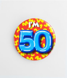 Button klein - 50