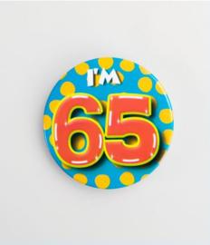Button klein - 65
