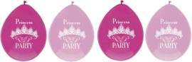 Princess party - Ballonnen