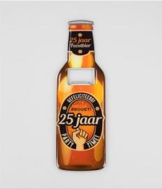Bieropeners - 25 Jaar
