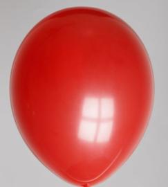 Ballon Deep Red  - Per 100