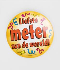 Button XL -Meter