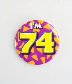 Button klein - 74