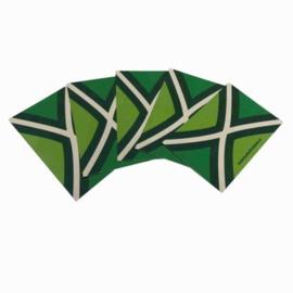 Achterhoekse vlag stickers - Klein
