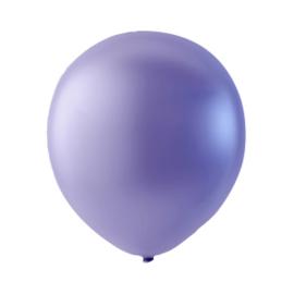 Ballon Violet Metallic - Per 100