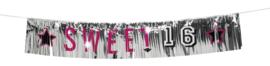 Sweet 16 - Slierten Banner