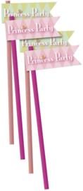 Princess party - Rietjes
