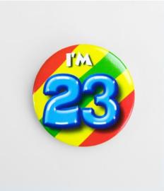 Button klein - 23