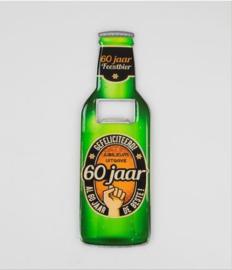 Bieropeners - 60 jaar