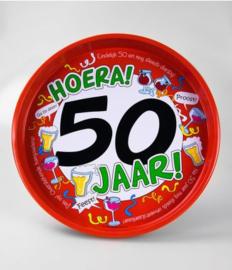 Dienblad - 50