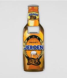 Bieropeners - Jeroen