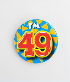 Button klein - 49