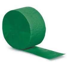 Crepepapier - Rol Groen