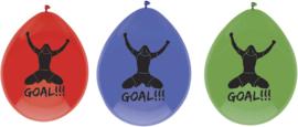Goal feestje - Ballonnen