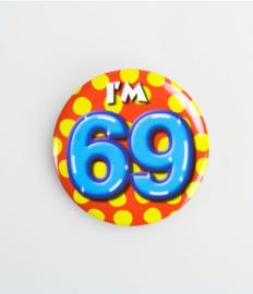Button klein - 69