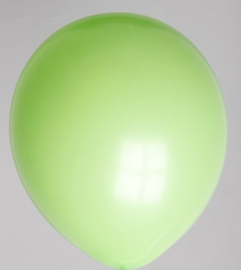 Ballon Light Lime - Per 100
