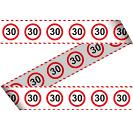 Markeerlint - Verkeersbord 30