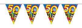 Vlaggenlijn - 50 Jaar Swirl
