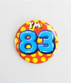 Button klein - 83