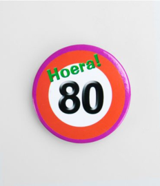 Button klein - 80