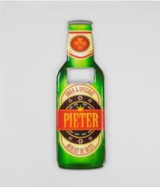 Bieropeners - Pieter
