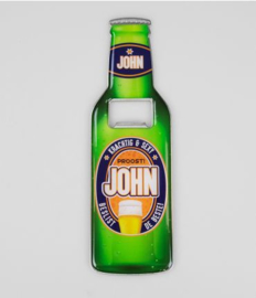 Bieropeners - John