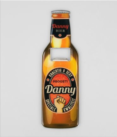 Bieropeners - Danny