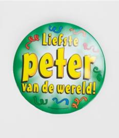 Button XL - Peter