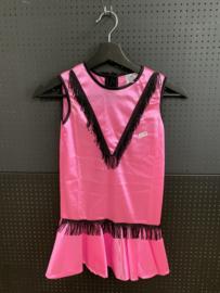 Carnaval - Kinderpak Jurkje Roze
