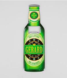 Bieropeners - Gerard
