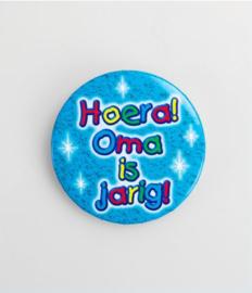 Button klein - Oma